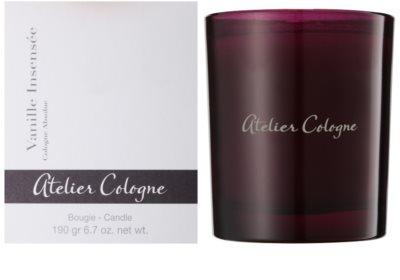 Atelier Cologne Vanille Insensee ароматна свещ