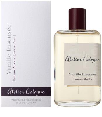 Atelier Cologne Vanille Insensee perfume unisex