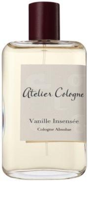 Atelier Cologne Vanille Insensee Parfüm unisex 2