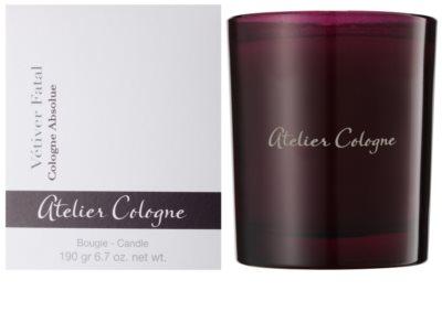 Atelier Cologne Vetiver Fatal ароматна свещ