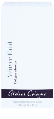 Atelier Cologne Vetiver Fatal perfume unissexo 4