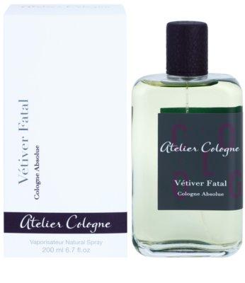 Atelier Cologne Vetiver Fatal parfum uniseks