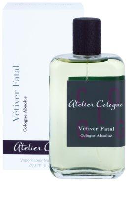 Atelier Cologne Vetiver Fatal perfume unissexo 1