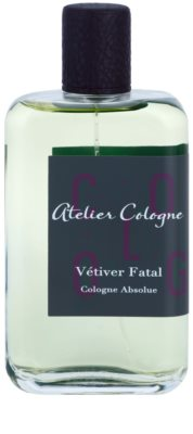 Atelier Cologne Vetiver Fatal perfumy unisex 2