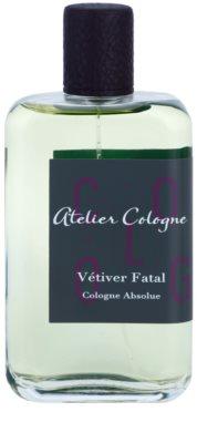 Atelier Cologne Vetiver Fatal perfume unissexo 2