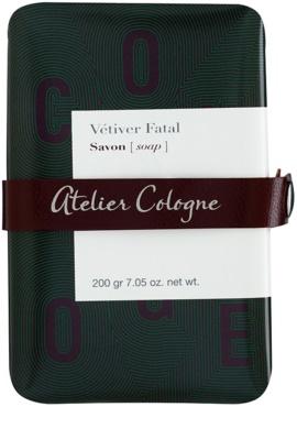 Atelier Cologne Vetiver Fatal parfümös szappan unisex