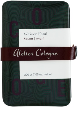 Atelier Cologne Vetiver Fatal sabonete perfumado unissexo