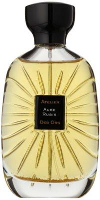 Atelier des Ors Aube Rubis Eau de Parfum unissexo 2