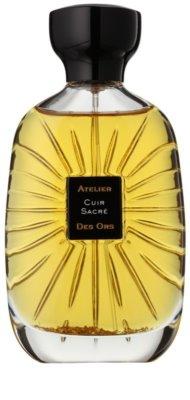 Atelier des Ors Cuir Sacré woda perfumowana unisex 2