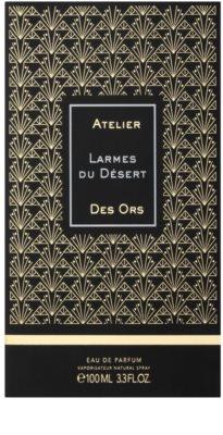 Atelier des Ors Larmes du Desert Eau de Parfum unisex 4