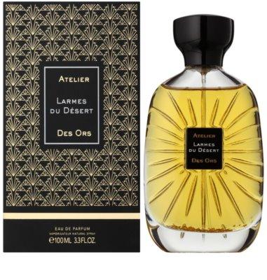 Atelier des Ors Larmes du Desert Eau de Parfum unisex