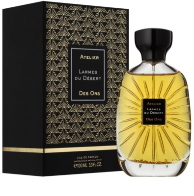 Atelier des Ors Larmes du Desert Eau de Parfum unisex 1
