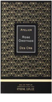 Atelier des Ors Rose Omeyyade Eau de Parfum unisex 4
