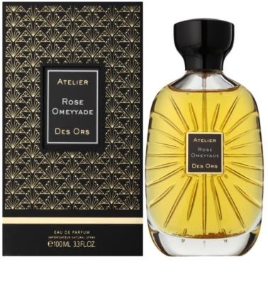 Atelier des Ors Rose Omeyyade Eau de Parfum unissexo