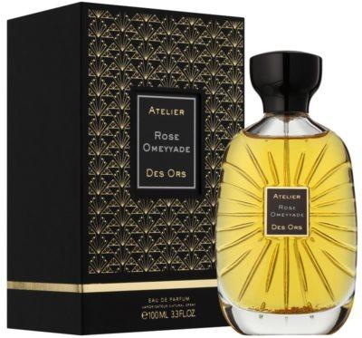 Atelier des Ors Rose Omeyyade Eau de Parfum unisex 1