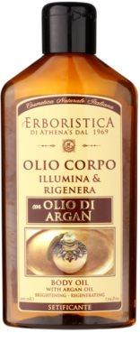 Athena's l'Erboristica Argan Oil Elixir olje za telo z vlažilnim učinkom