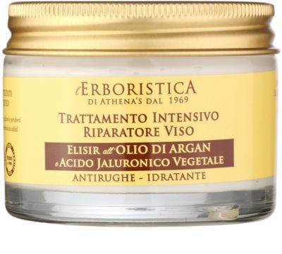 Athena's l'Erboristica Argan Oil Elixir ránctalanító arckrém
