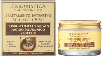 Athena's l'Erboristica Argan Oil Elixir crema facial antiarrugas 2