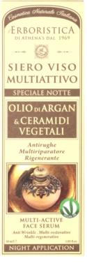 Athena's l'Erboristica Argan Oil Elixir serum na noc przeciwzmarszczkowe 2