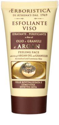 Athena's l'Erboristica Argan Oil Elixir piling za obraz