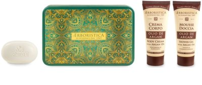 Athena's l'Erboristica Argan Oil Elixir kosmetická sada I.