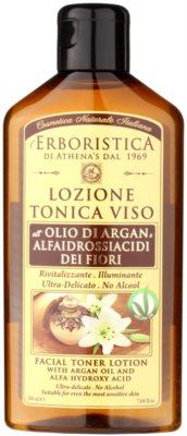 Athena's l'Erboristica Argan Oil Elixir tonic pentru fata