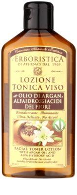 Athena's l'Erboristica Argan Oil Elixir tónico facial