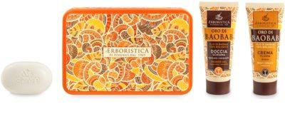 Athena's l'Erboristica Baobab kozmetika szett I.