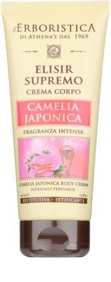 Athena's l'Erboristica Elixir Supreme parfumiran losjon za telo z vonjem japonske kamelije