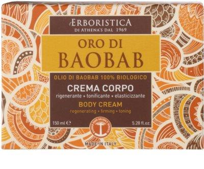 Athena's l'Erboristica Gold Baobab telový krém s regeneračným účinkom 2