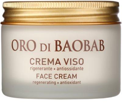 Athena's l'Erboristica Gold Baobab crema facial antiarrugas regeneradora