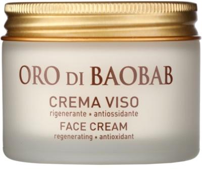 Athena's l'Erboristica Gold Baobab regenerierende Gesichtscreme gegen Falten