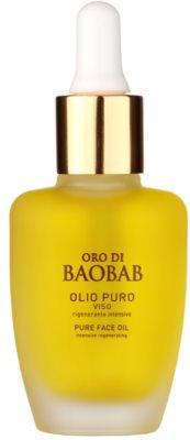 Athena's l'Erboristica Gold Baobab óleo facial anti-idade de pele