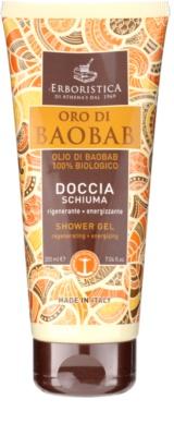 Athena's l'Erboristica Gold Baobab sprchový gél