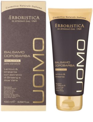 Athena's l'Erboristica Uomo After Shave balsam pentru barbati  (spray fara alcool)(fara alcool)