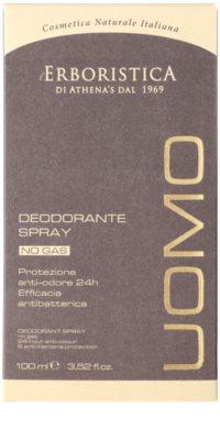 Athena's l'Erboristica Uomo dezodorant w sprayu dla mężczyzn 1