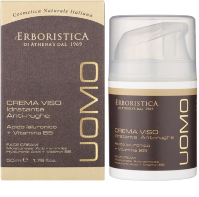 Athena's l'Erboristica Uomo crema facial antiarrugas para hombre