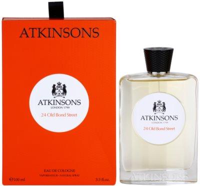 Atkinsons 24 Old Bond Street colonia para hombre