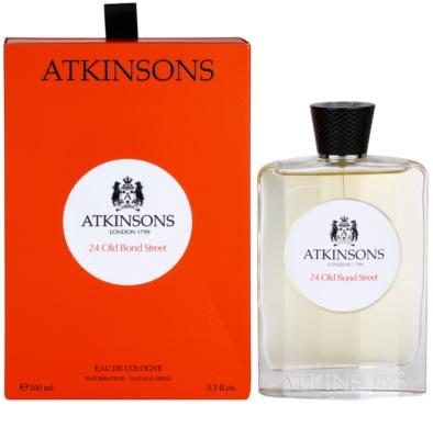 Atkinsons 24 Old Bond Street kölnivíz férfiaknak