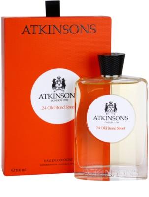 Atkinsons 24 Old Bond Street kolínská voda pro muže 1