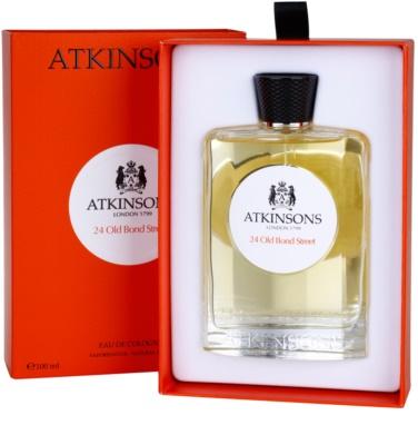Atkinsons 24 Old Bond Street kolínská voda pro muže 4