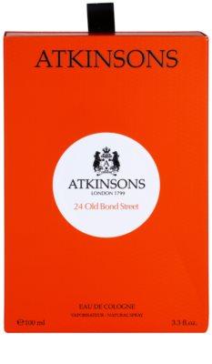 Atkinsons 24 Old Bond Street kolínská voda pro muže 5