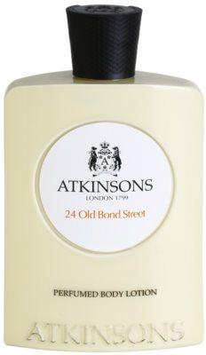 Atkinsons 24 Old Bond Street Body Lotion for Men