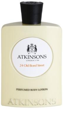 Atkinsons 24 Old Bond Street молочко для тіла для чоловіків
