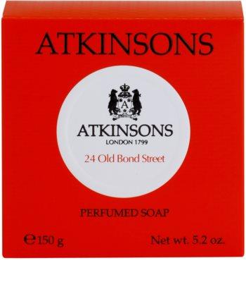 Atkinsons 24 Old Bond Street mydło perfumowane dla mężczyzn 1
