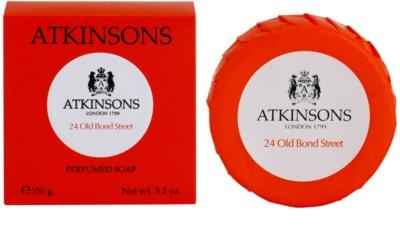 Atkinsons 24 Old Bond Street jabón perfumado para hombre
