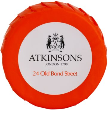 Atkinsons 24 Old Bond Street mydło perfumowane dla mężczyzn 3