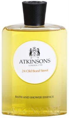 Atkinsons 24 Old Bond Street Duschgel für Herren