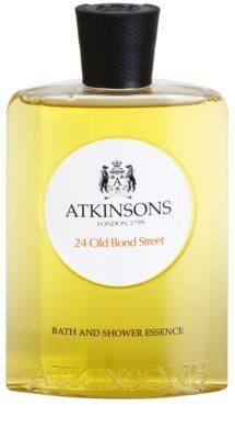 Atkinsons 24 Old Bond Street gel de ducha para hombre