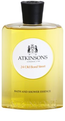 Atkinsons 24 Old Bond Street душ гел за мъже